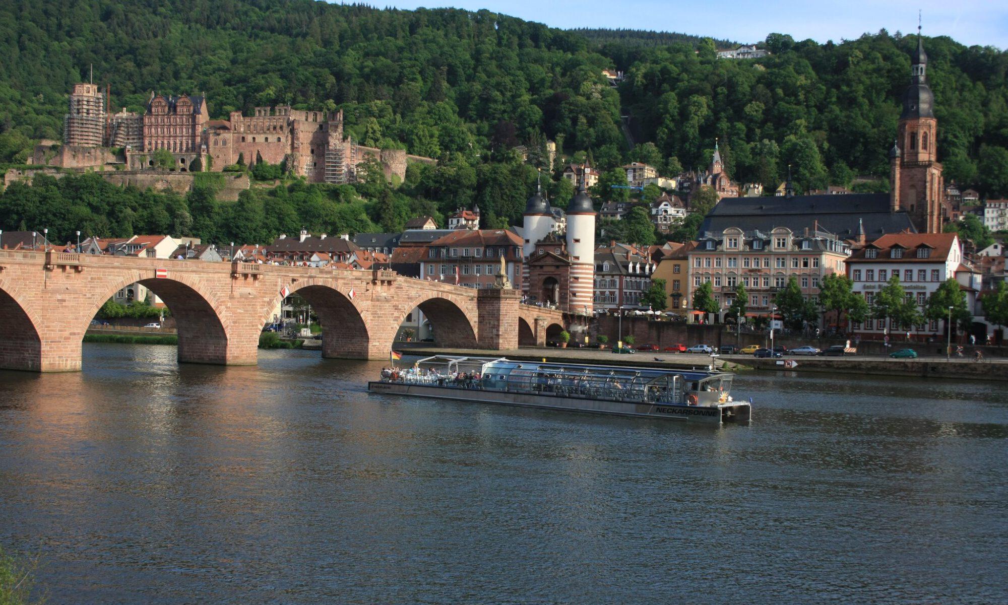 Solarschiff Neckarsonne